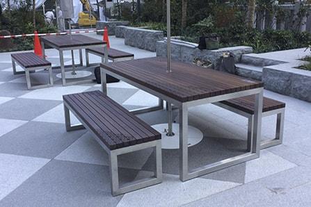 テーブル&イス(天板)
